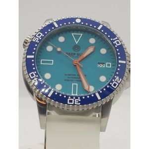 Deep Blue Full Lume Dial Master 1k Diver Automatic